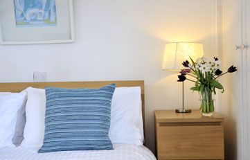 Bedroom - Holiday accommodation St Ives
