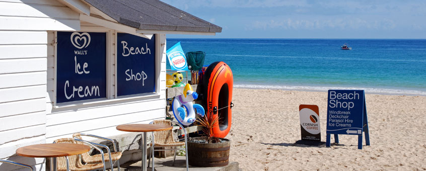 Porthminster Beach Shop, St Ives