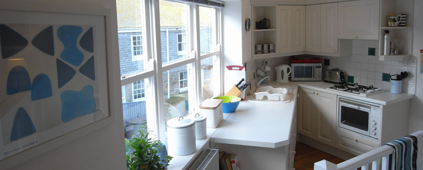 Ropewalk Holiday Cottage, Porthmeor Beach St Ives, Cornwall