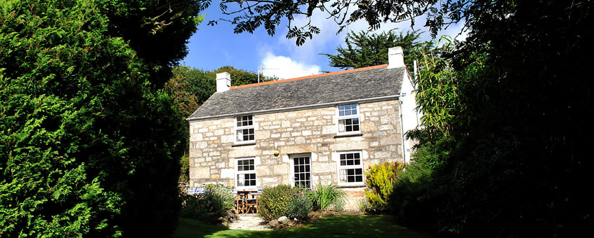 Thornleigh Holiday Cottage St Ives Cornwall