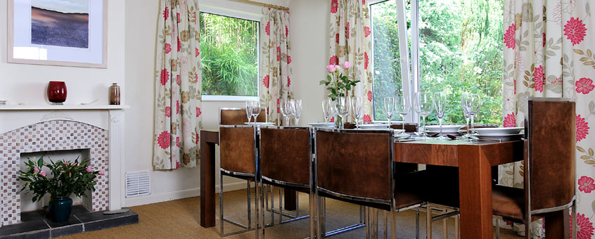 Thornleigh Cottage Dining Room