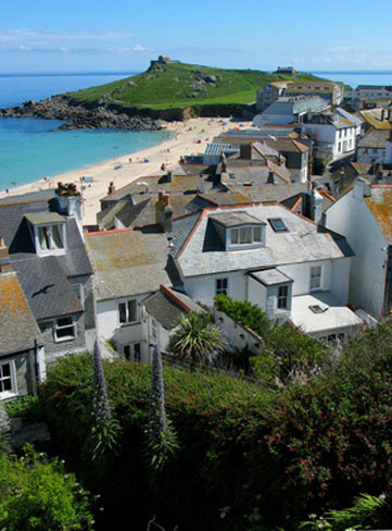 Tate View, St Ives, Cornwall