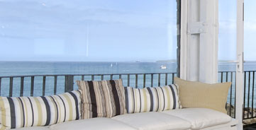 Holiday apartment St Ives Cornwall