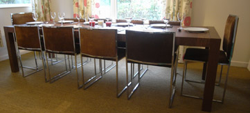 Thornleigh dining room